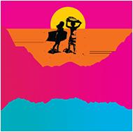 Endless Summer Beach House, Croyde Logo