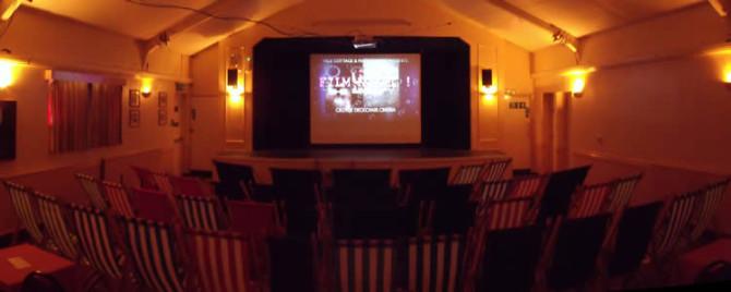 Croyde Deckchair Cinema