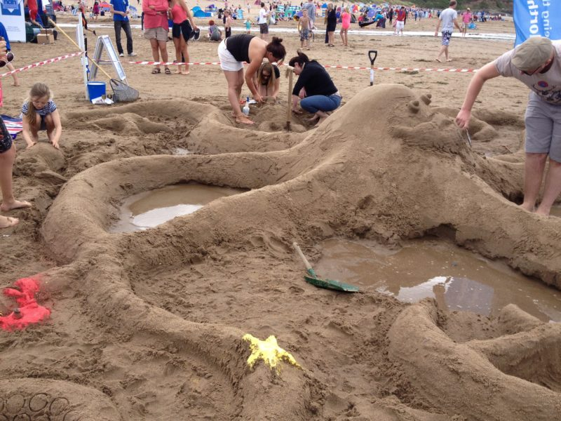 National Sandcastle Competition